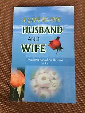 A Gift To The Husband And Wife Book In English 192 Pages Islamic