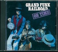 Grand Funk Railroad - On Time CD Japan TOCP 3176