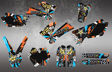 KTM 85 GRAPHICS KIT 2006-2012 DECAL KIT STICKERS GRAPHIC KIT KTM85 SX DECALS