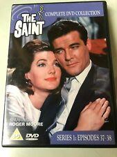 The Saint - Series 1: Episodes 37 & 38   DVD