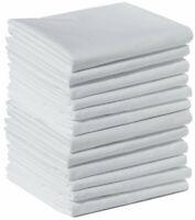 AMERICAN PILLOWCASE Polycotton Pillowcase Set, T200, Pick a Size, Bulk Discount