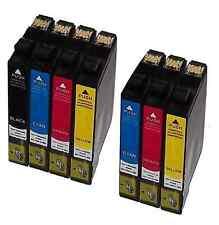 7 DruckerPatronen Tinte für EPSON STYLUS BX305F BX305FW SX125 SX420W SX130 SX425