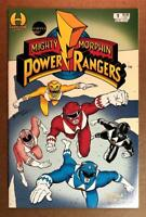 SABANS MIGHTY MORPHIN POWER RANGERS 1 SIGNED BY TERRY AUSTIN (SHIPS FREE)*