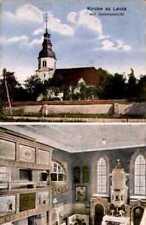 Erster Weltkrieg (1914-18) Ansichtskarten aus Sachsen mit Religions-Motiv