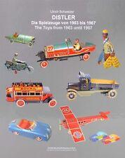 NUOVO Libro da Collezione:     I Giocattoli DISTLER dal 1903 al 1967 **********