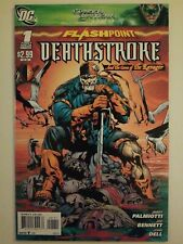 Flashpoint Deathstroke and the Curse of the Ravager (2011) #s 1 - Near Mint