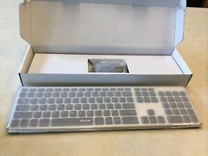 Jelly Comb Slim Ergonomic Wireless Keyboard and Mouse Combo KUT027