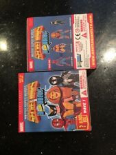 2x Marvel Super Heroes ~ Secret Wars Micro Bobbles Blind Box Wave 1 Lot 2