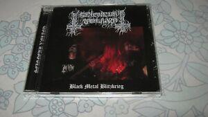 """SEIGNEUR VOLAND """"Black Metal Blitzkrieg"""" CD goatmoon peste noire"""
