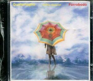 Forrobodo Quaternaglia Guitar Quartet CD NEW