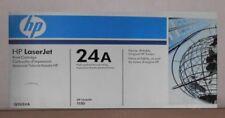 Original HP 24a tóner q2624a Black para LaserJet 1150 caja abierta C