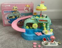 Acamas Toys Poppet Seaside Playland A Fun Water Toy! 1980's D2639 Complete!