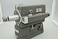 Vintage 1959 Wittnauer Cine-Twin Model WD 400 8mm Camera/Projector
