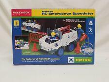 BRAND NEW! Rokenbok System Wireless RC Emergency Speedster 03221