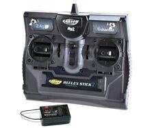 Carson 500501006 - Fs Reflex Stick Ii 2.4 Ghz  6Ch - Neu