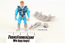 Flipshot 100% Completo Fundamentos He-Man (The New Aventuras) Heman Motu