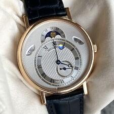 Breguet classique complications 7337BA 18k pink gold watch wristwatch ladies
