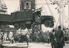 Port de CASABLANCA Maroc - Camion Militaire - PR 4