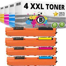 4XL TONER für HP 126a Color LaserJet CP1025nw Pro100 200 MFP M175A M175NW M275A