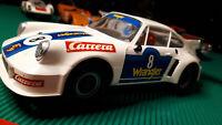 """. MODELLAUTOS CARRERA 124 """"WRANGLER-PORSCHE 911 RSR""""  gepflegter Zustand   TOP"""