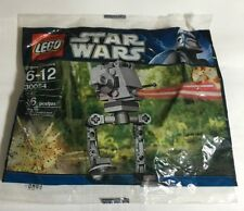 Lego AT-ST SCOUT WALKER Sealed Polybag #30054 Star Wars 46 Pieces ROTJ