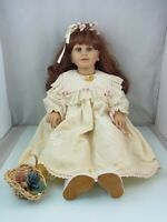 Fiba Made in Italy, Puppe, Künstlerpuppe, Vintage, 65 cm
