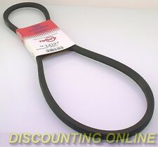 NEW- FITS JOHN DEERE M154157 Z425 Z445 Z465 PUMP DRIVE BELT EXACT FIT USA SELLER