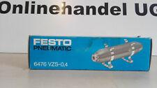 FESTO PNEUMATIC Druckspeicher VZS-0,4 , Nr: 6476 NEW