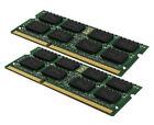 2x 4GB 8GB SAMSUNG DDR3 RAM 1066 Mhz MacBook 6,1 7,1 2009 2010 Apple 1067 Mhz