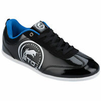 ETO Falco Classic Trainer Sizes 6-11 Black Brand New Last Few Pairs