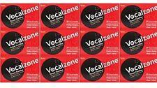Vocalzone 24 Pastilles x 12 Packs--2019 Expiry