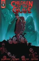 CHILDREN OF THE GRAVE #1 2020 SCOUT COMICS 11/18/20 NM BAGGED & BOARDED UNREAD