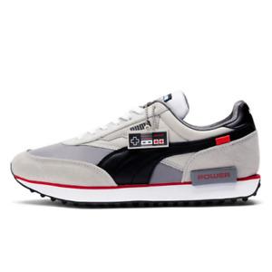 'Puma Future Rider Nes X Super Mario' Gray Men's Shoes - 38019701 Expeditedship