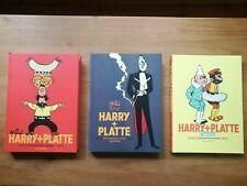 Harry und Platte Gesamtausgabe 3 Alben (einmal gelesen) Salleck Publications
