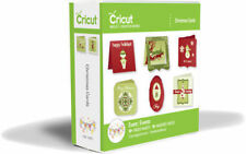 CRICUT *CHRISTMAS CARDS* CARTRIDGE *NEW* HOLIDAY CARDS & ENVELOPES