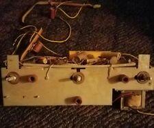 Vintage 62 Zenith 3H01 Tube Amp(Parts or Repair)