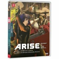 "DVD ""Ghost in the Shell: Arise - Film 3 and 4 ""  NEUF SOUS BLISTER"
