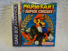 Mario Kart Super Circuit - GBA  Game - * New, Sealed * - UK Pal