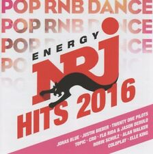 ENERGY-HIT MUSIC ONLY!-BEST OF2016  2 CD NEW+ FLO RIDER/ALAN WALKER/SIDO/MADCON/