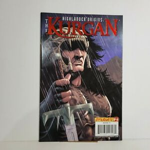 Highlander Origins: Kurgan #2B; Dynamite Certified Foil Edition Combine Shipping