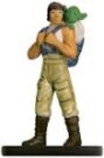 Star Wars Miniatures Vr Luke Skywalker Y Yoda 14/60 Fu