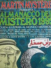 Almanacco del Mistero Martin Mystere 1992