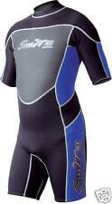 2mm Stretch Scuba Diving Short WET SUIT Men Surfing Water-Skiing Swim WXMS2-B-S