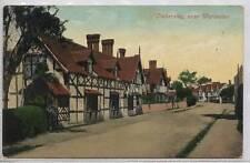 (w13p34-183) OMBERSLEY, Worcester, Worcestershire c1910 Unused VG+