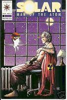 Solar: Man of Atom #5 (Valiant Comics)