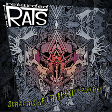 THE RETARDED RATS Screams From The 10th Planet . psychobilly meteors mad sin