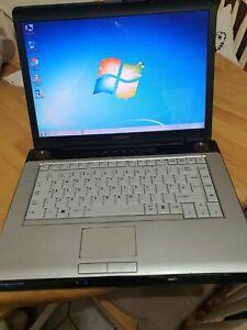 Toshiba Equium a210 duel core laptop