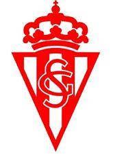 pegatina escudo Sporting de Gijón