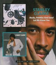 Stanley Clarke - Rocks, Pebbles and Sand/Let Me Know You [Slipcase] NEW CD