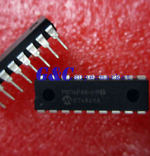 2PCS PIC16F88-I/P IC MCU 8BIT 7KB FLASH DIP-18 NEW GOOD QUALITY D17